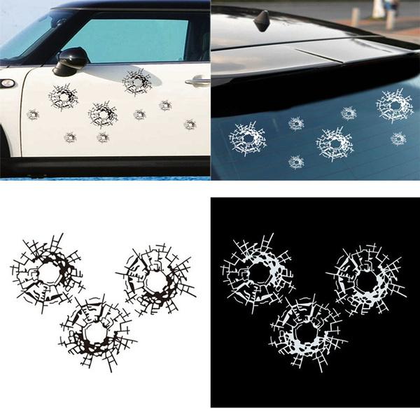Car Sticker, art, locomotivesticker, Bullet