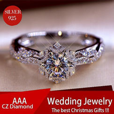 Sterling, DIAMOND, Jewelry, Shiny