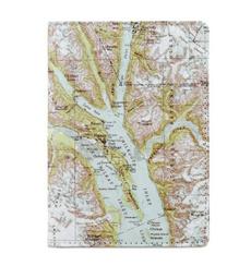 dynomightymensmightypassportcovermap, One Size, Multi, Cover