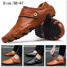 casual shoes, Moda, Flats shoes, leather shoes