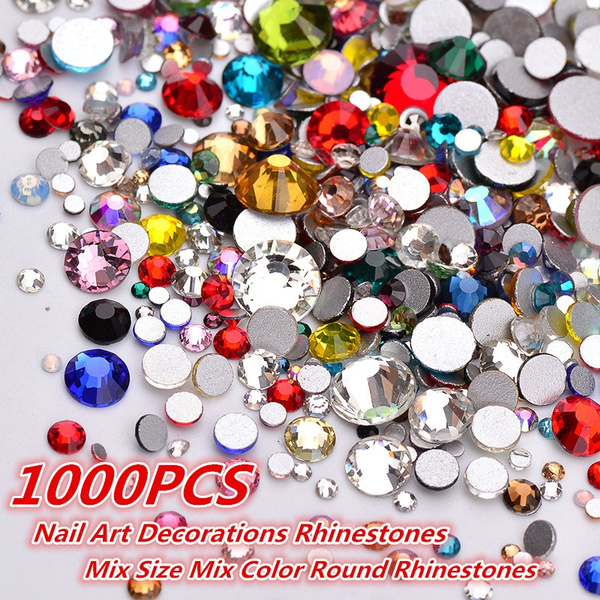 nailsrhinestonescrystal, decoration, art, glassrhinestone