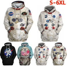 3D hoodies, Fashion, Funny, Cosplay Costume
