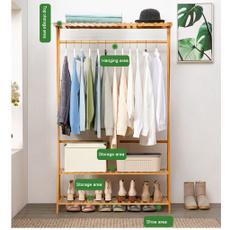 Fashion, Home Decor, bamboostool, Home & Living