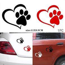Car Sticker, Love, peach, Hobbies