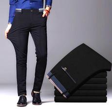 Fashion, Elastic, pants, Spring