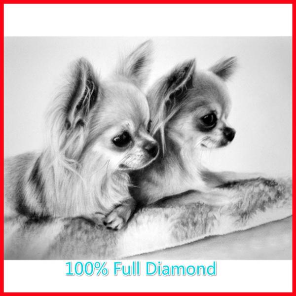 5ddiamondembroidery, DIAMOND, Wall Art, Home Decor