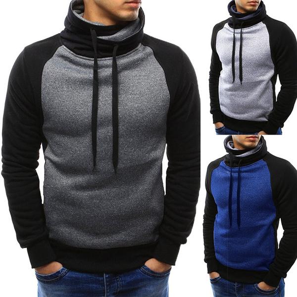 Fashion, turtnecksweater, Winter, Coat