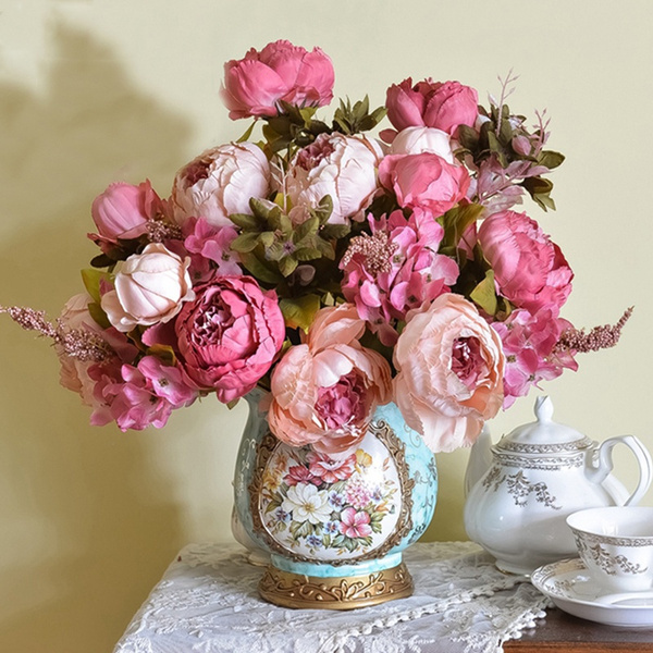 Home & Kitchen, Flowers, Home Decor, Office