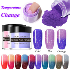 colorchanging, naildipping, dippingnailpowder, Beauty