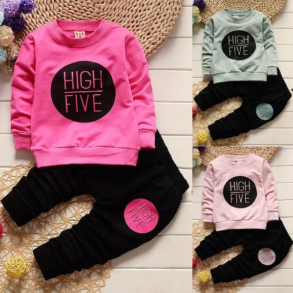 Baby Girl, pants, Spring, children's clothing