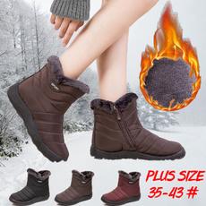 casual shoes, furboot, cottonshoe, Wool