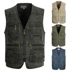 menswaistcoat, Vest, Plus Size, Jacket