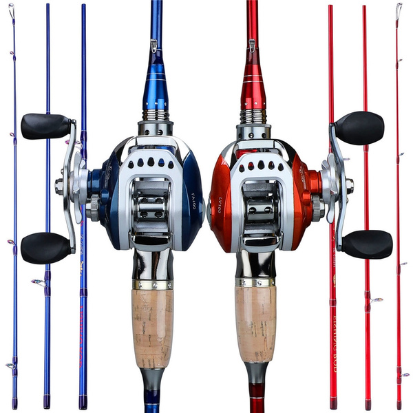 fishingrod, baitcasting, fishingrodandreelcombo, Fishing Tackle