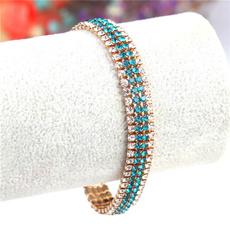 Crystal Bracelet, DIAMOND, Gifts, Crystal Jewelry