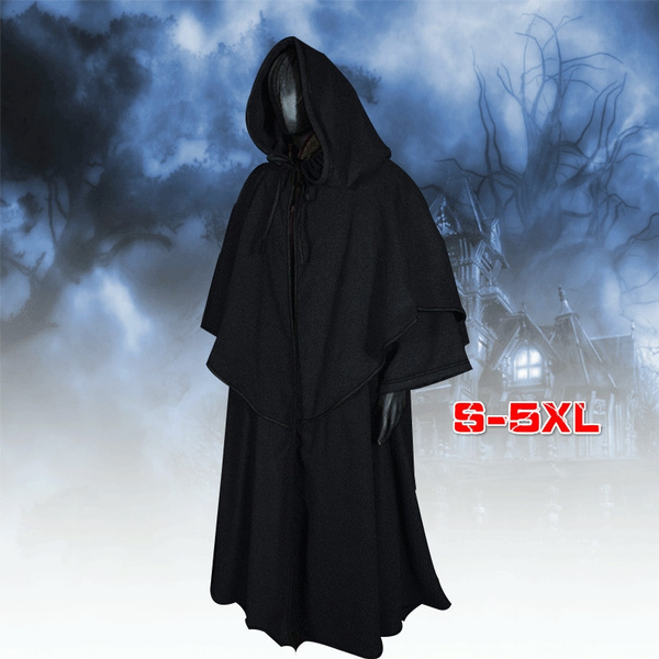 hooded, Witch, Medieval, hoodedjacket
