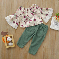 blouse, babygirlsclothe, pants, casualkidsclothe