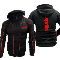 Fashion, sweater coat, apriliamotorcycle, Coat