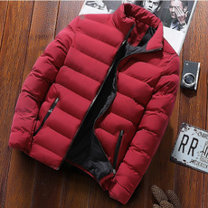 padded, Overcoat, Winter, quilted