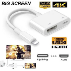ipad, syncdatacable, Hdmi, avadaptercable