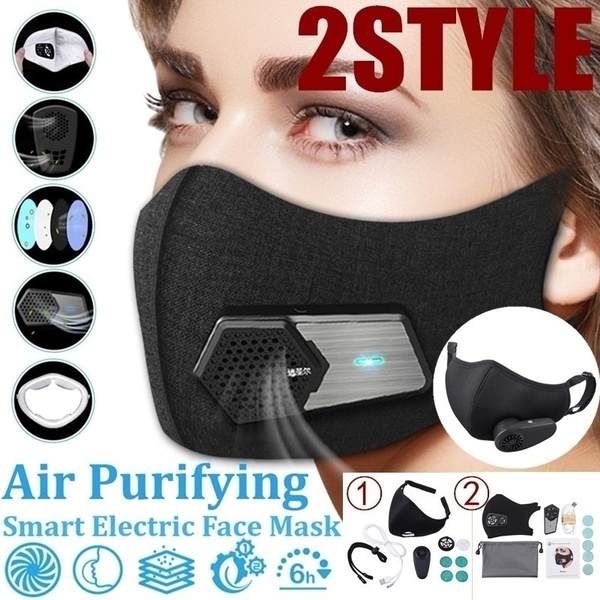 airpurifying, Electric, Healthy, airpurifyingmask