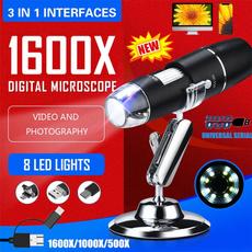 cameramicroscopio, microscopeusb, led, lights