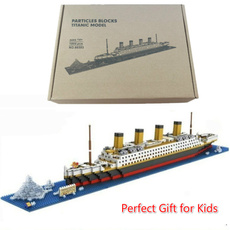 Toy, shipmodel, titanicmodel, Gifts
