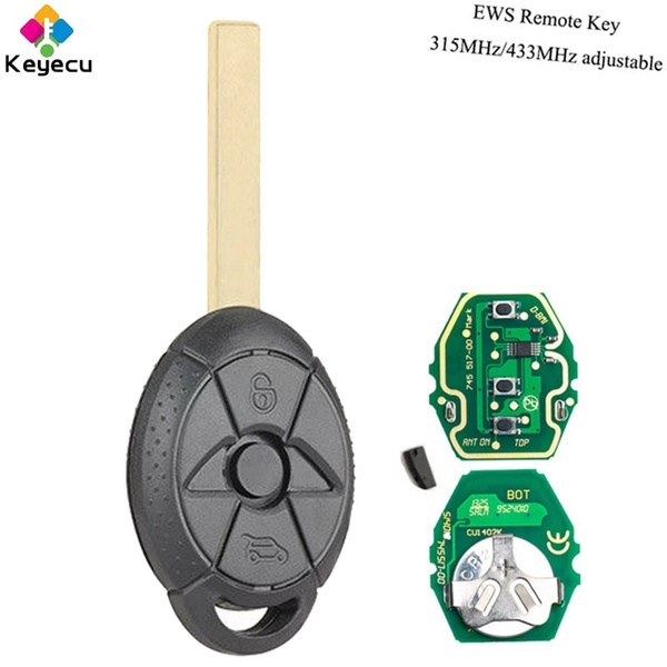 Nycklar, Mini, bmwid44, Remote