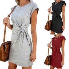 loosedresse, sleeve dress, Ladies Fashion, Sleeve
