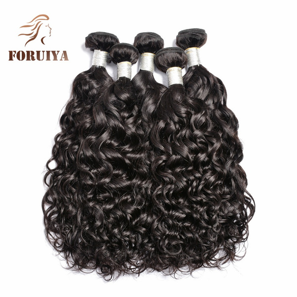 water, 3bundleswithclosure, brazilianvirginhairwithclosure, brazilian virgin hair