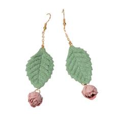 Women's Fashion, Flowers, leaf, Jewelry