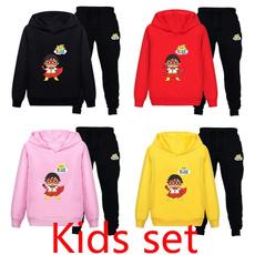 kids, kidshoodie, trousers, hooded