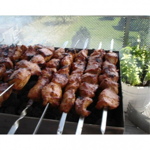 barbecueskewer, Grill, barbecuetool, Meat