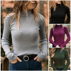 Women Sweater, sweaters for women, Long Sleeve, Casual sweater