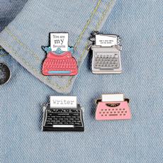 Collar, Printers, Office, Pins