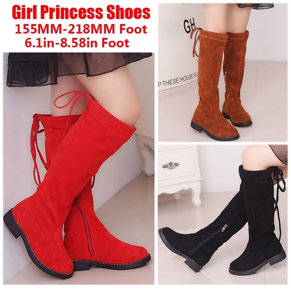 New Kids Knee High Boots for Girls