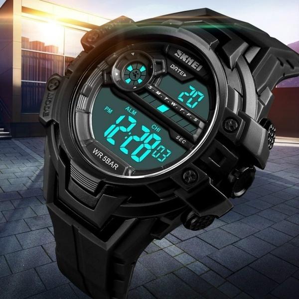 LED Watch, Fashion, fashion watches, wristwatch