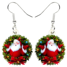 earringsforkid, santaclausaccessorie, Electric, Garland