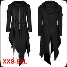 Jacket, Goth, Plus Size, Steampunk