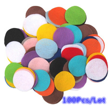 feltpad, fabricfloweraccessorie, woven, Eco Friendly