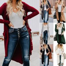 cardigan, Winter, Long Coat, womencardigan