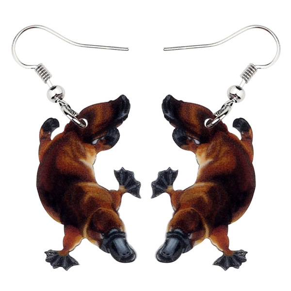 earringsforkid, brown, Jewelry, Gifts