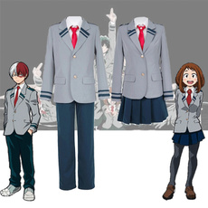 School Uniforms, School, myheroacademia, Cosplay