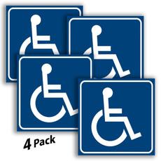 jdm, Exterior, handicapsign, stickerdecal