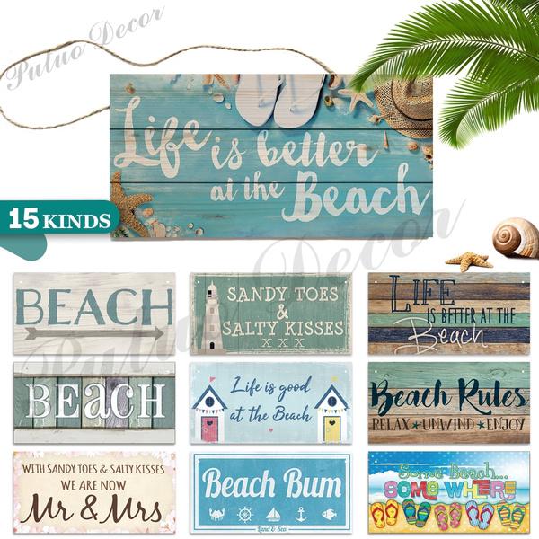 lifeisgoodatthebeach, plaquesampsign, hangingplaque, Gifts