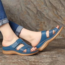 Summer, Plus Size, Comfortable, Slippers