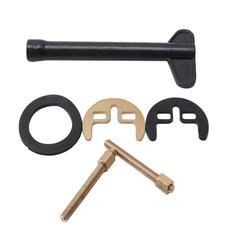 fixedpart, Faucets, horseshoefixingtool, Sleeve