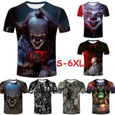 Plus Size, Shirt, unisex, Halloween Costume
