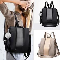 travel backpack, Shoulder Bags, School, Waterproof
