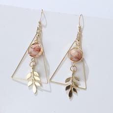 Triangles, Fashion, Dangle Earring, Jewelry
