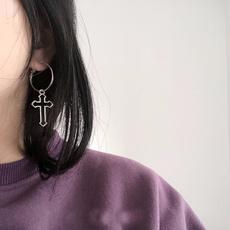 Dangle Earring, Jewelry, Vintage, darkgirl